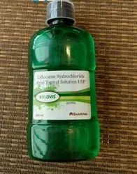Xylovis- Lidocaine Hydrochloride Viscous Solution