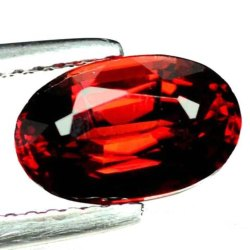 Aaa 2 To 50 Best Price Original Certified Natural Red Hessonite Garnet