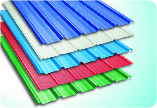 Durashine Color Coated Roofing Sheet At Rs 1610 Unit