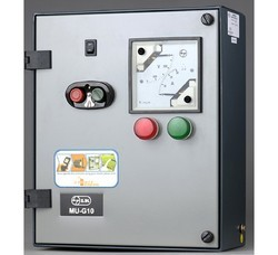 Timer Based Control Panel