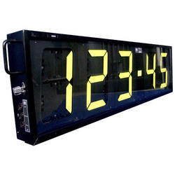 Digital Clock LED Display