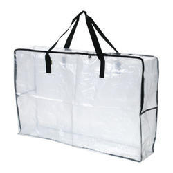 Transparent Blanket PVC Packaging