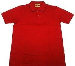 DOUBLE MERCERIZED Cotton Plain Men's Premium Mercerized Polo Shirt, Size: S-XXL