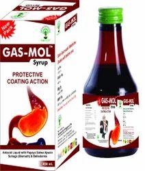 Gas Mol Syrup