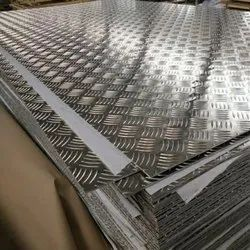 Aluminum Chequered Sheets
