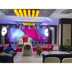 Stage Wedding Service