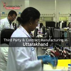 Third Party Manufacturing in Uttarakhand