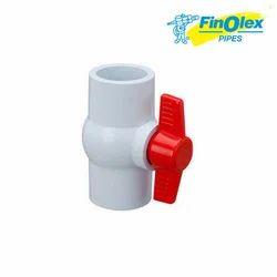 Finolex Plastic Compact Ball Valve