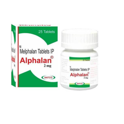 Melphalan Tablets, 2 Mg, 5 Mg, for Clinical
