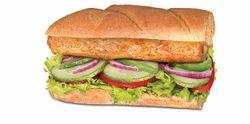 Chicken Seekh Kebab Sandwiches