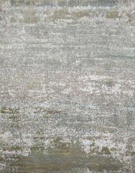 Bamboo 100% Wool Silk Oxidized Rugs