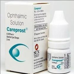 Allopathic Careprost Eye Drops For Personal, Packaging Type: Dropper