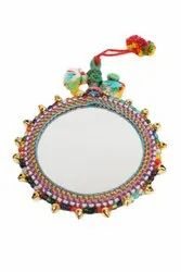 Bag Decorative Mirror Tassels