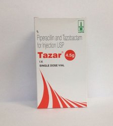 Piperacillin And Tazobactam For Injection USP