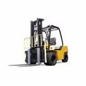 Fully Automatic Forklift Rental Service