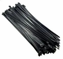 100 mm Black Nylon Cable Ties
