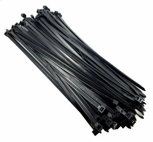 100 mm Black Nylon Cable Ties
