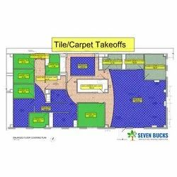 Tile Takeoffs Service