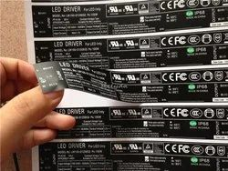 Electrical Adhesive Labels