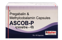 Pregabalin Methylcobalamin ( Ascob- P Cap)