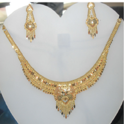 GOld Set Gold Necklace