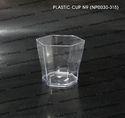 Mahalaxmi Transparent Disposable Mousse Cup