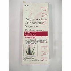 Ketoconazole  Zinc Pyrithione Shampoo