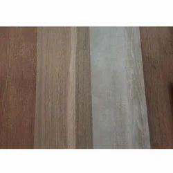 Wooden Flooring Tile, 5-10 mm, Size (In cm): 60*60