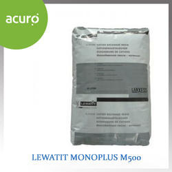 Lewatit Monoplus M500: Type I,Strong Base Anion Exchange
