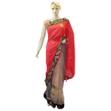 Party wear Fancy Net Saree