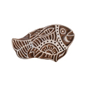 Fish Shape Printing Blocks
