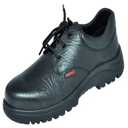 Karam Full Leather Safety Shoes