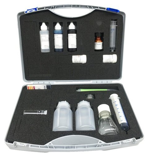 Water Treatment Plants Test Kits