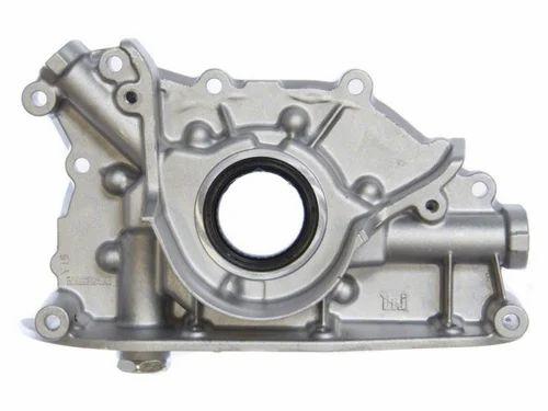 Aluminium and Steel Automotive Oil Pump Cover, Rs 200 /piece Garuda Impex |  ID: 12196271773
