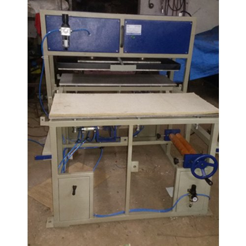 Automatic Double Bed Lanyard Printing Machine