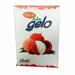 Tulsi Gelo Litchi Jelly, Packaging Size: 500 Gm, Packaging Type: Box
