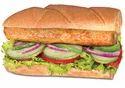Chicken Seekh Sandwiches