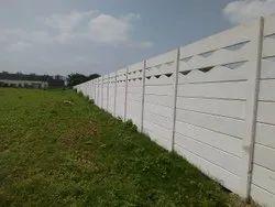 RCC Readymade Precast Boundary Wall