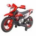 Kids 6V Battery Operated Toy House Scrambler Motorcycle