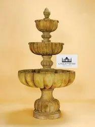 Sandstone Fountain