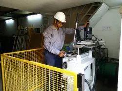 Mild Steel Machine Guard Mesh