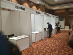 Octonorm Stalls Rental Services, For Exhibition And Events, 5