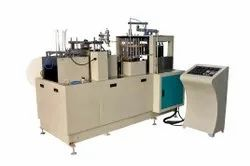 Arya Semi Automatic Paper Cup Machine, Production Capacity: 2000-3000 Cups/ Hr, Warranty: 2 Year(s)