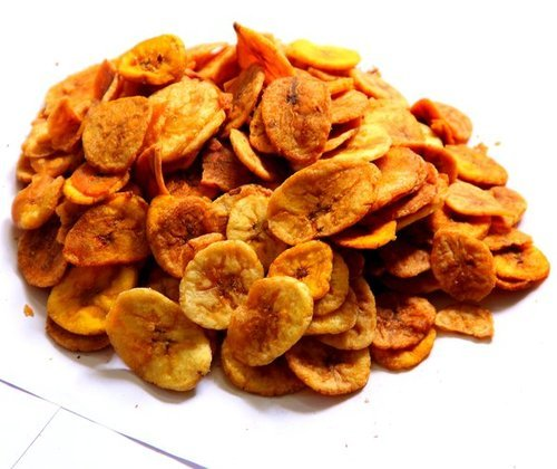 How to make banana chips sweet