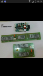 WEIGHING SCALE PCB-Piece Counting.