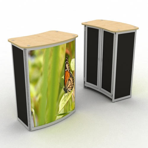 ABS Foldable Counters