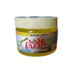 Aloe Fresh Hair Gel, Type Of Packing: Plastic Jar, Pack Size: 50 Gm