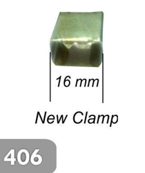 Lanyard Hook Fitting New Clamp (16mm) 406