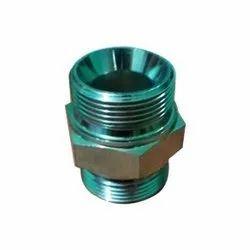 MS Welded Male Hydraulic Adapter