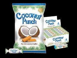 Lotte Coconut Punch Candy MRP 54/-
